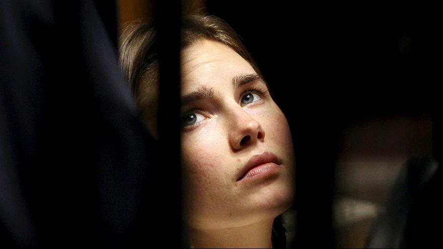 Италия: Аманда Нокс и ее бывший бойфренд могут снова сесть в тюрьму