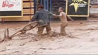 Chile chaos after heavy rains cause floods
