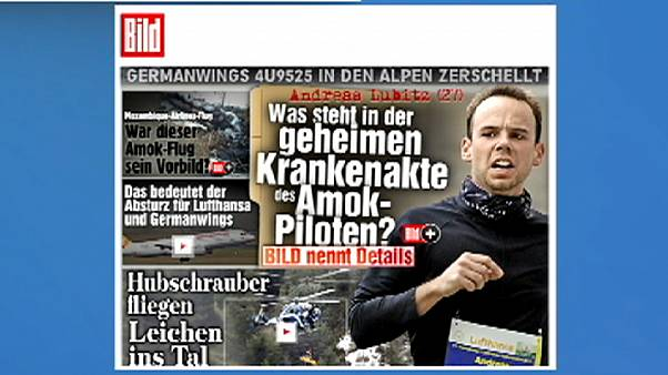Germanwings crash: Andreas Lubitz 'received treatment for depression'