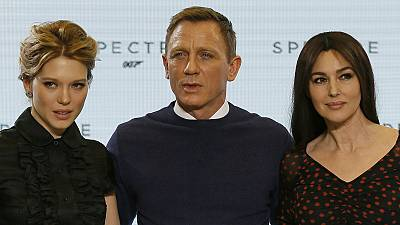 James Bond's past comes back to haunt him in Spectre