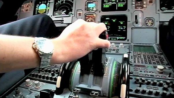 Aviation : des compagnies européennes imposent deux personnes dans le cockpit