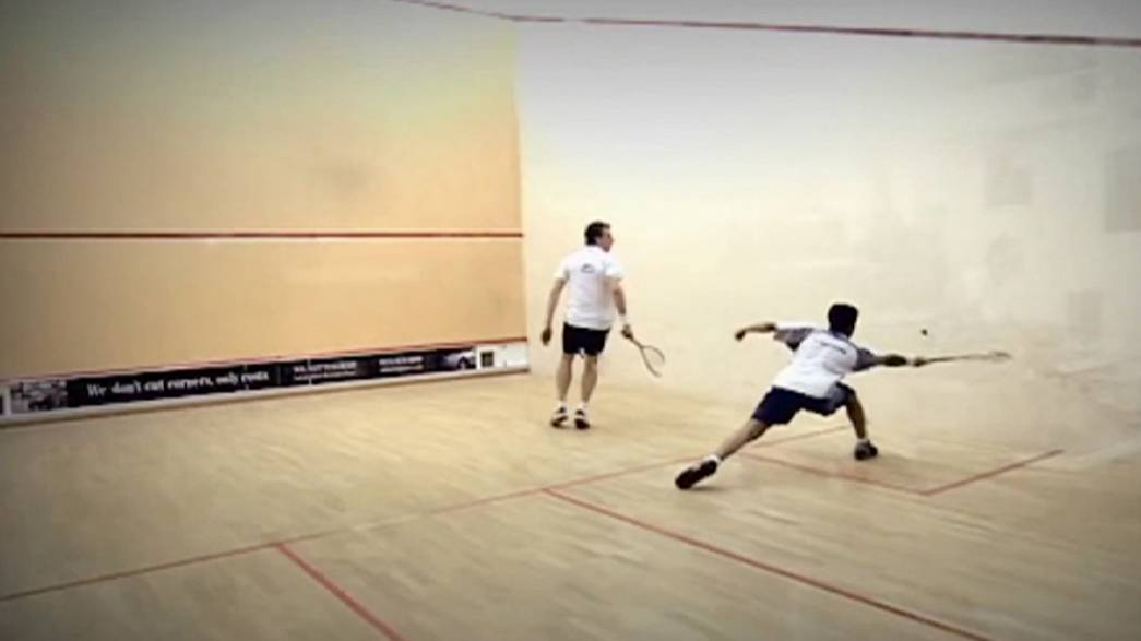 Squash: le regole per cominciare