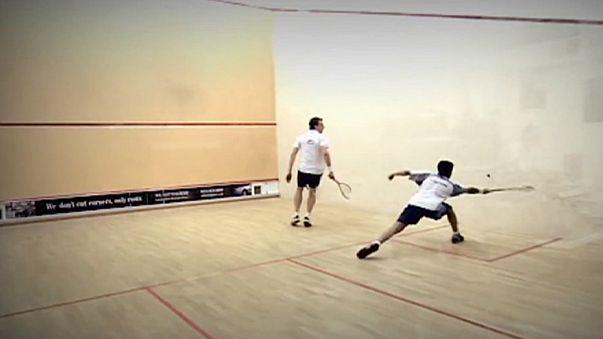 Dar alanda kısa paslaşmalar: Squash