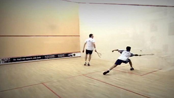 Interessado em praticar squash? Não é complicado...