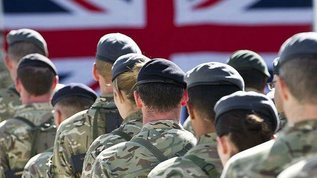 İngiliz ordusu kebaba yenildi