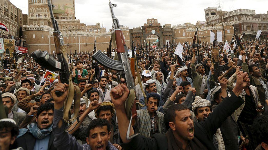 """Céline Jrizi: """"Occidente no intervendrá en Yemen porque no está entre sus intereses"""""""