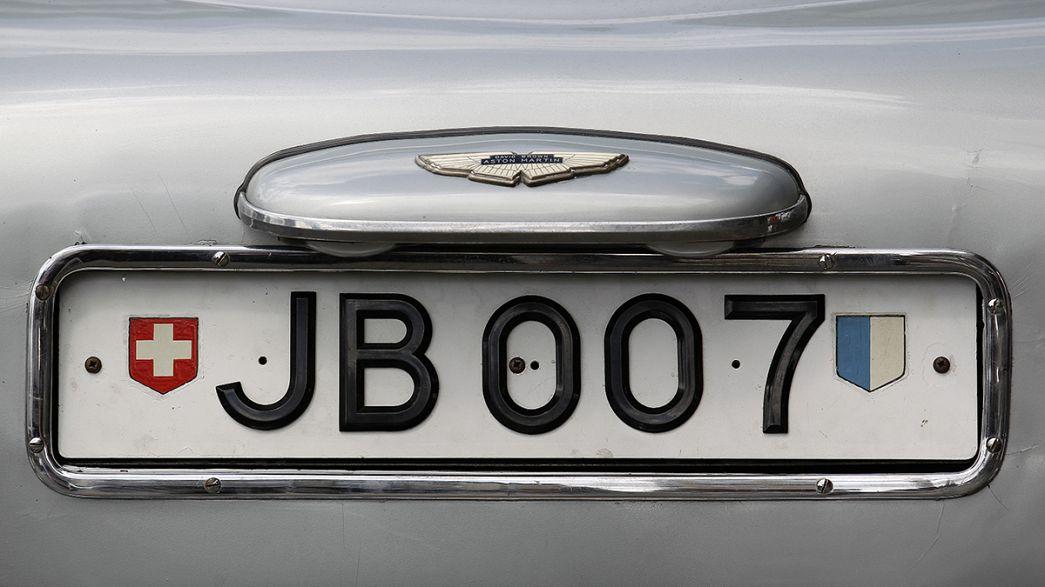 Êtes-vous incollable sur James Bond ?