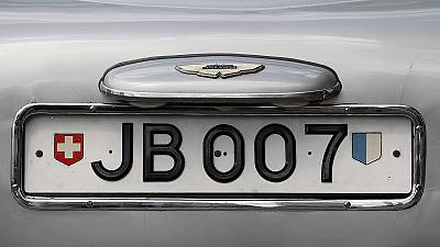 Test your James Bond knowledge