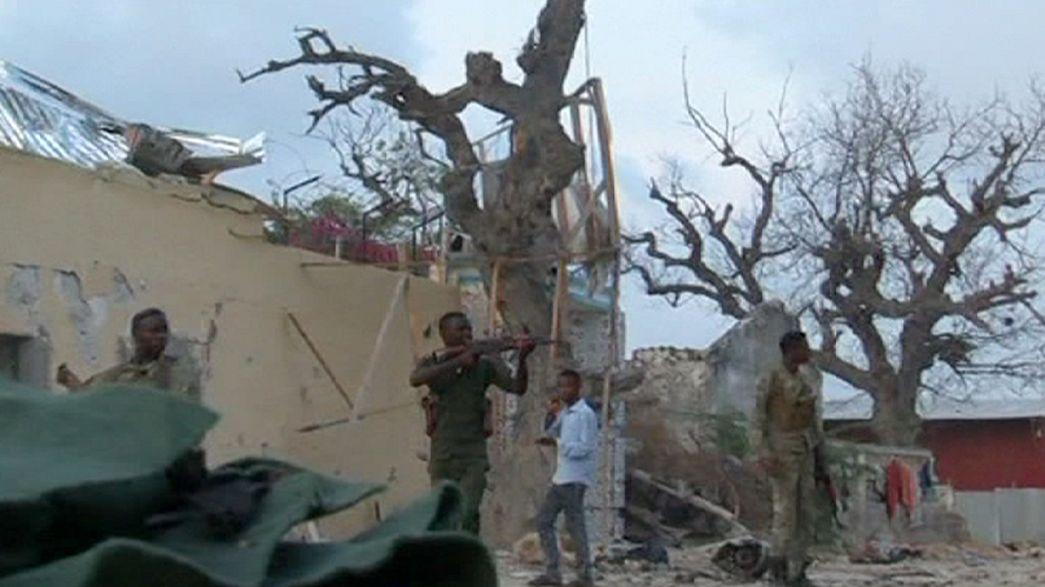 Al menos 21 muertos en un ataque de los yihadistas de Al Shabab en Somalia