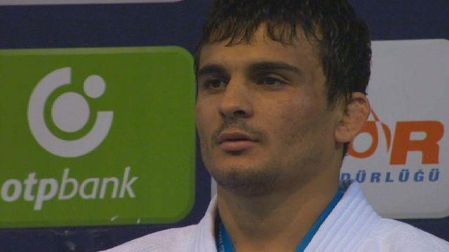 Sobirov strikes gold at Samsun Judo Grand Prix
