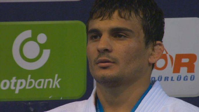 Cselgáncs - Két üzbég győztes Samsunban