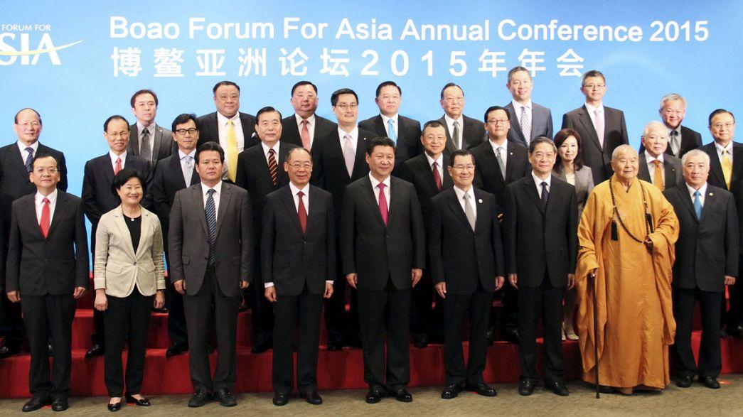 China: Xi Jinping opens Boao Forum