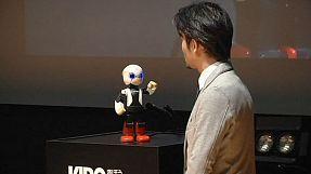 Kirobo, um amigo robô