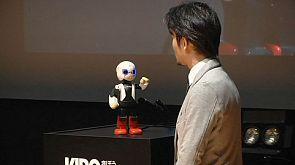 Kirobo, le robot qui est allé dans l'espace