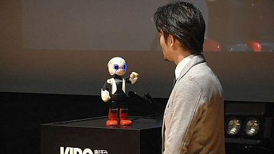 Kirobo, a robot companion – nocomment