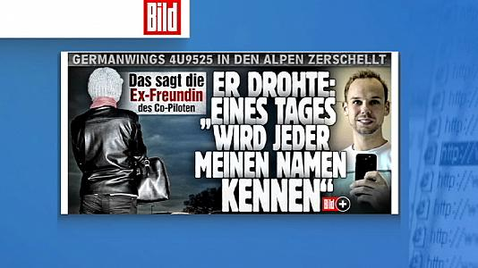 'One day the world will know my name', Germanwings co-pilot Lubitz 'declared'
