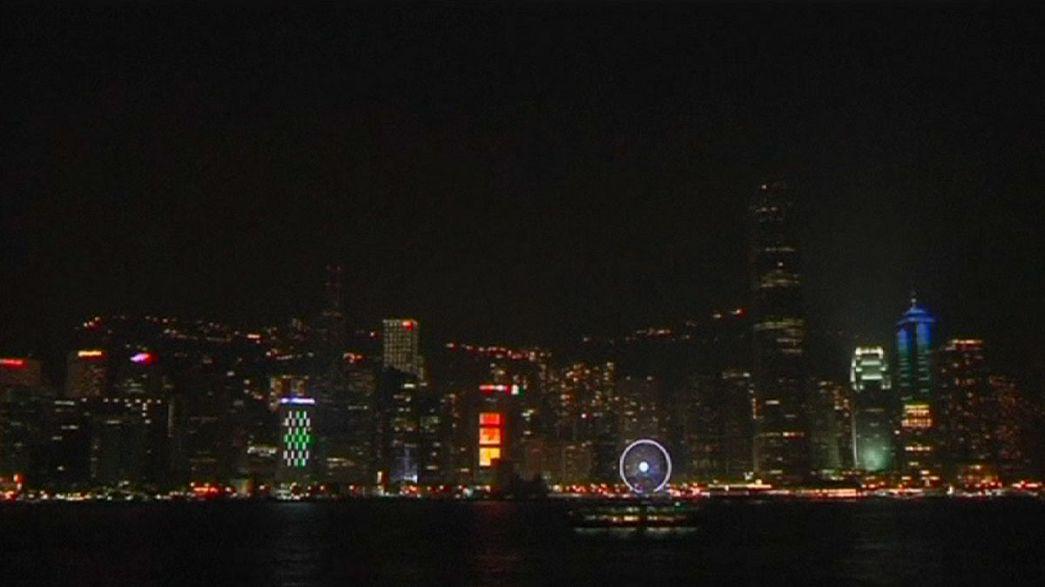 Más de 7.000 ciudades se unen al apagón global de la Hora del Planeta