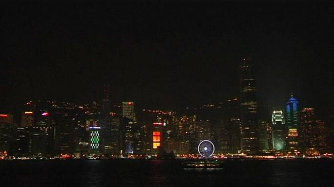 Earth hour 2015 begins