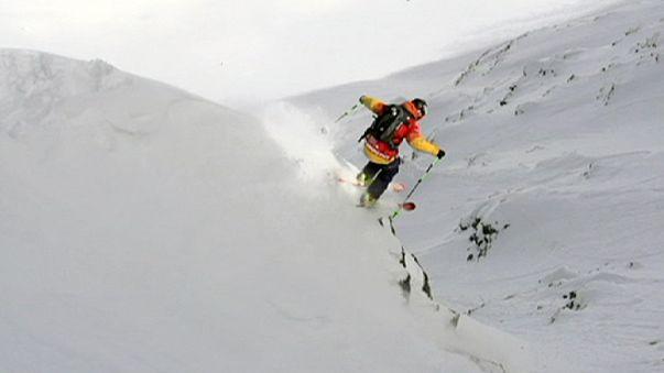 Kış sezonu Serbest Kayış Dünya Turu'yla son buldu