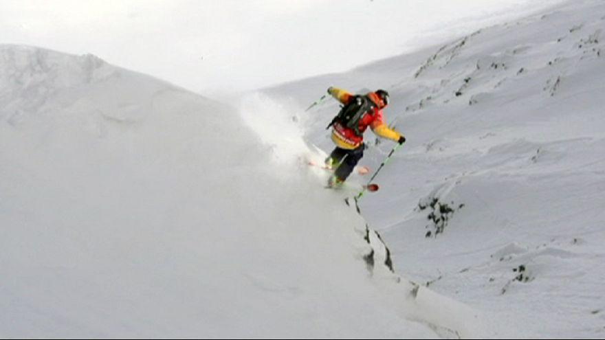 Desportos de inverno: Temporada de 'Freeride' termina em Verbier