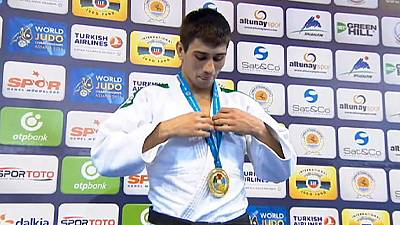Turkish heartbreak on Day Two of Samsun Judo Grand Prix