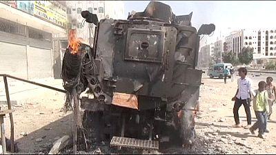 Iémen: A ofensiva está para durar