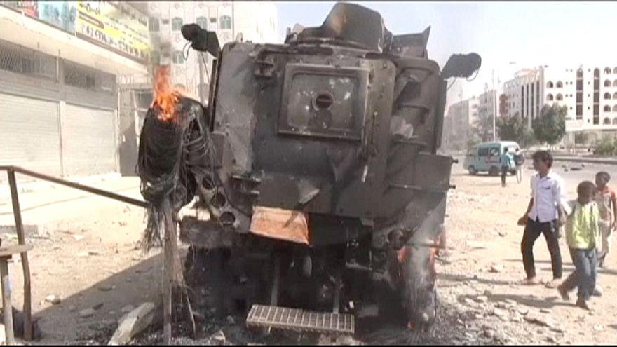 Le Yémen s'enfonce dans la crise, évacuation des étrangers