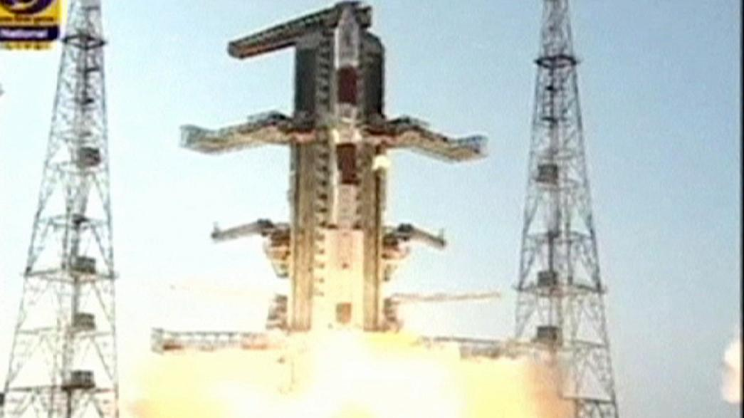 Mission succesful for high-flying Indian Space Research Organisation