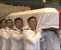 Thousands gather for funeral of Lee Kuan Yew