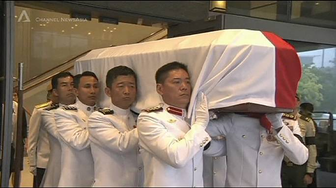 В Сингапуре прошли похороны первого премьер-министра страны Ли Куан Ю