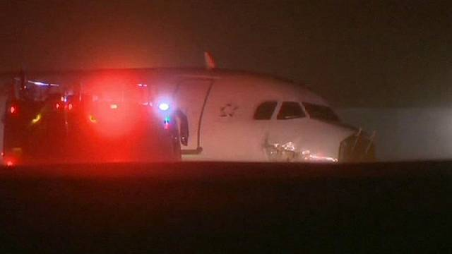 Canada: Accident involving Airbus A320 hospitalises at least 25