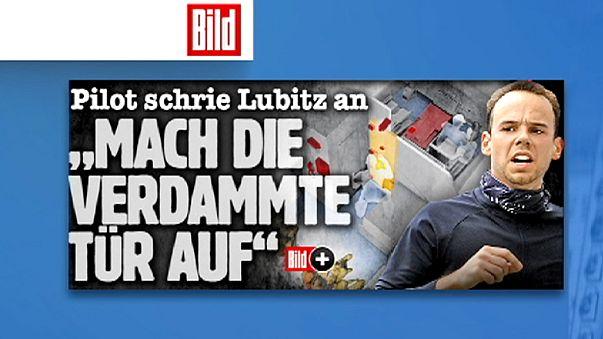 """Crash de l'A320 : le quotidien allemand """"Bild"""" dévoile l'enregistrement de la boîte noire"""