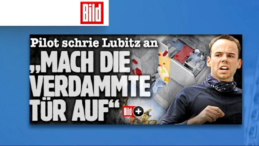 صحيفة بيلد الألمانية تكشف عن فحوى تسجيلات العلبة السوداء لطائرة جيرمان وينغز