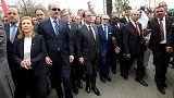 مسيرة دولية ضد الارهاب في تونس
