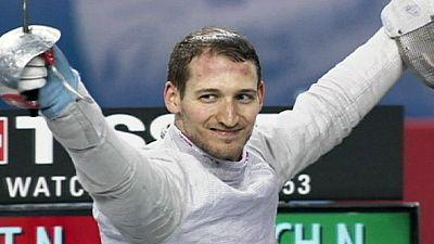 Kharlan y Limbach triunfan en el GP de esgrima de Seúl