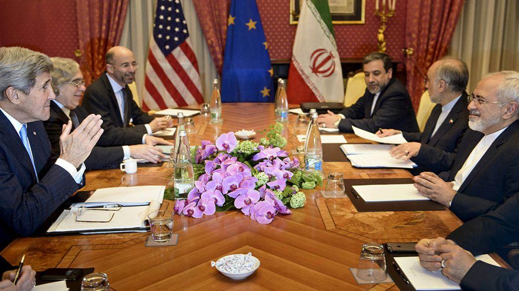 Außenminister sagen Reisen ab, um Atomgespräche mit Iran fortzusetzen