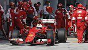 Malaysian Grand Prix: Vettel strikes back