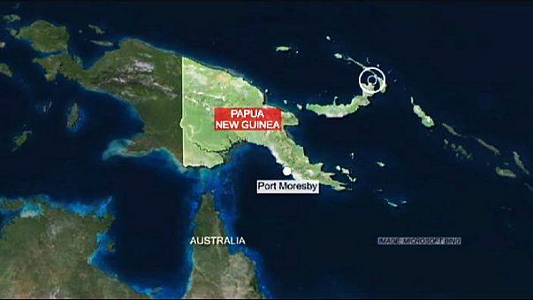 زلزال بقوة 7.7 في بابويا -غينيا الجديدة وتخوف من تسونامي