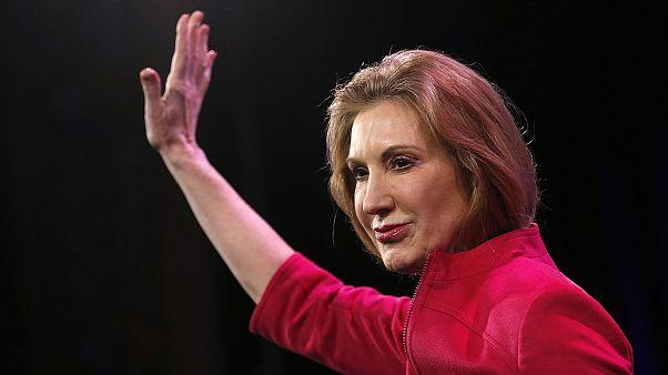 Carly Fiorina, posible candidata republicana a la presidencia de EE.UU.