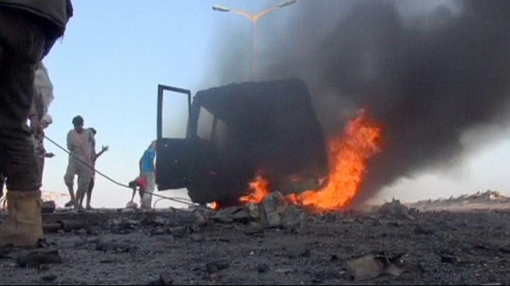 """Iémen: Ofensiva militar é uma """"necessidade e continuará"""" garante Riade"""