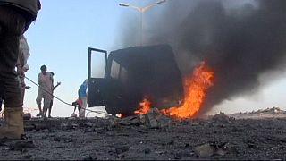 Υεμένη: Ολονύχτιοι βομβαρδισμοί της πρωτεύουσας Σαναά