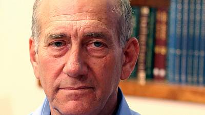 Ex-Israeli Prime Minister Ehud Olmert guilty over illegal payments from US businessman
