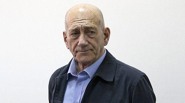 El ex primer ministro israelí, Ehud Olmert, declarado otra vez culpable por corrupción