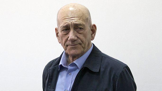 Elítélték Ehud Olmertet