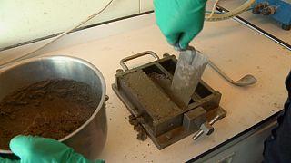 A recipe for self-healing concrete!