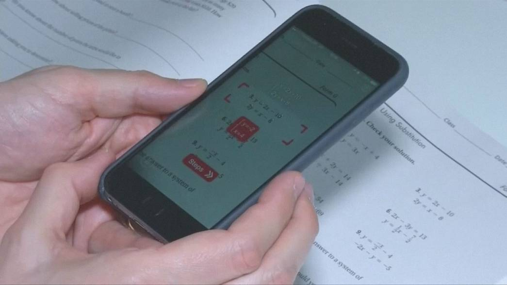 New app solves maths equations in seconds