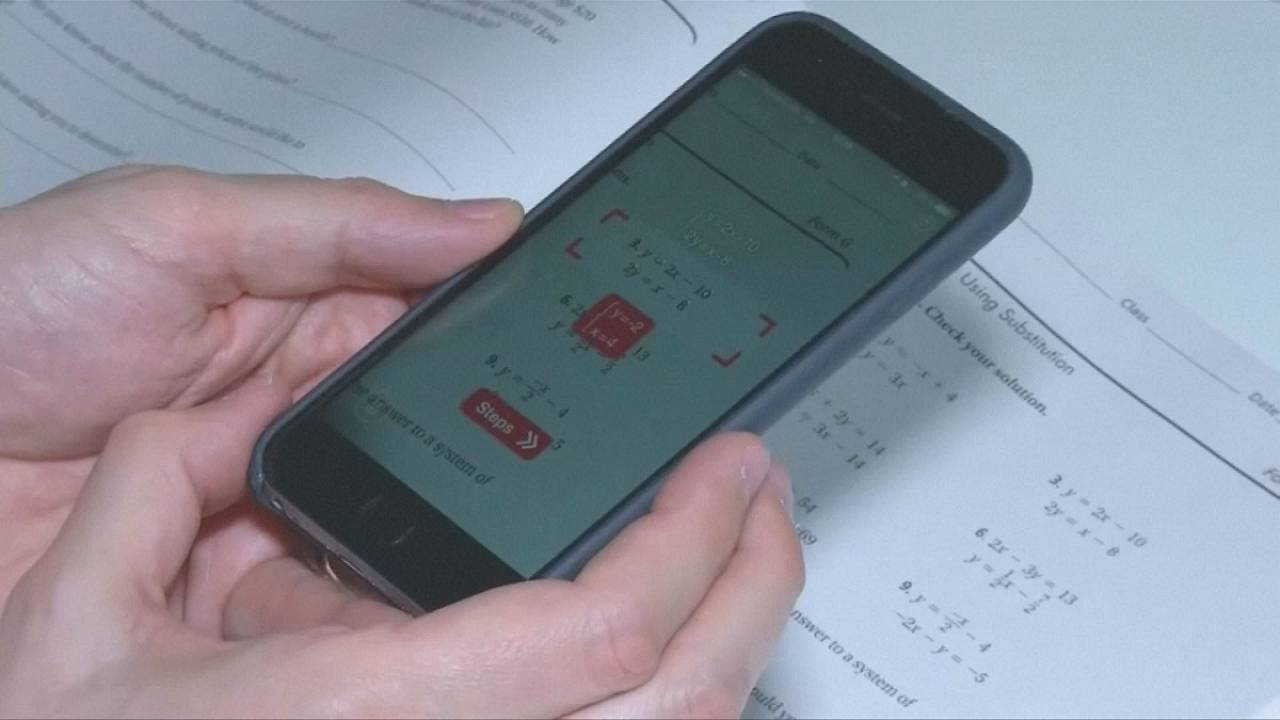 New app solves maths equations in seconds | Euronews