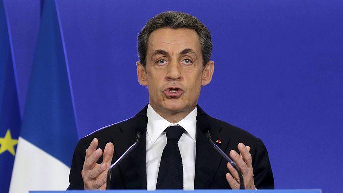 França vira à direita, Sarkozy canta vitória nas departamentais