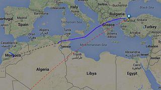 Un avión de Turkish Airlines pide aterrizar en Casablanca por amenaza bomba