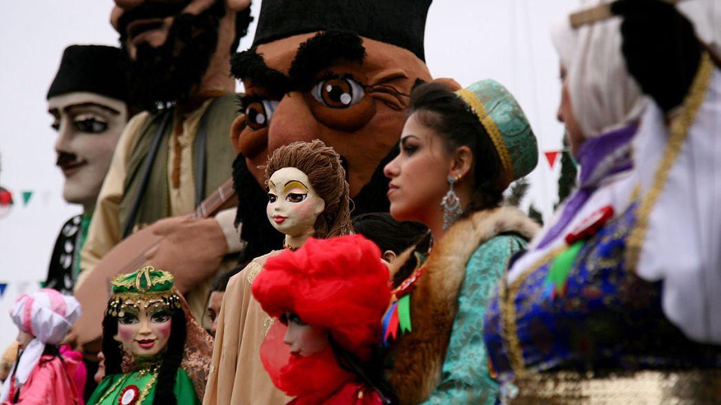 اذربيجان: عيد نوروز مبارك